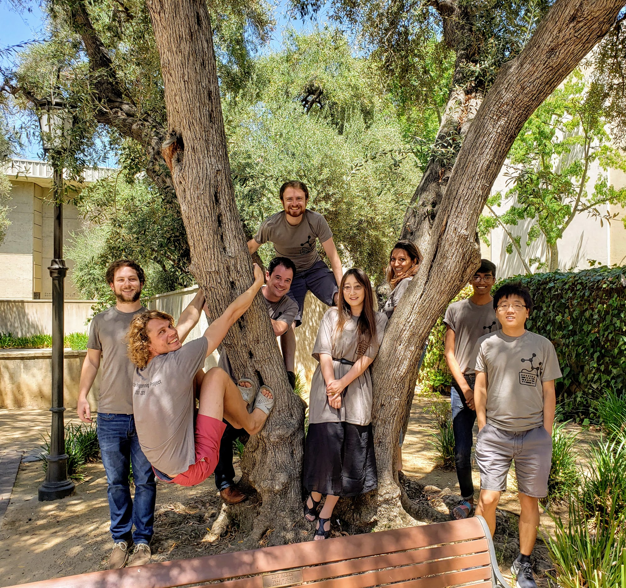 The Qian Lab - Caltech - People